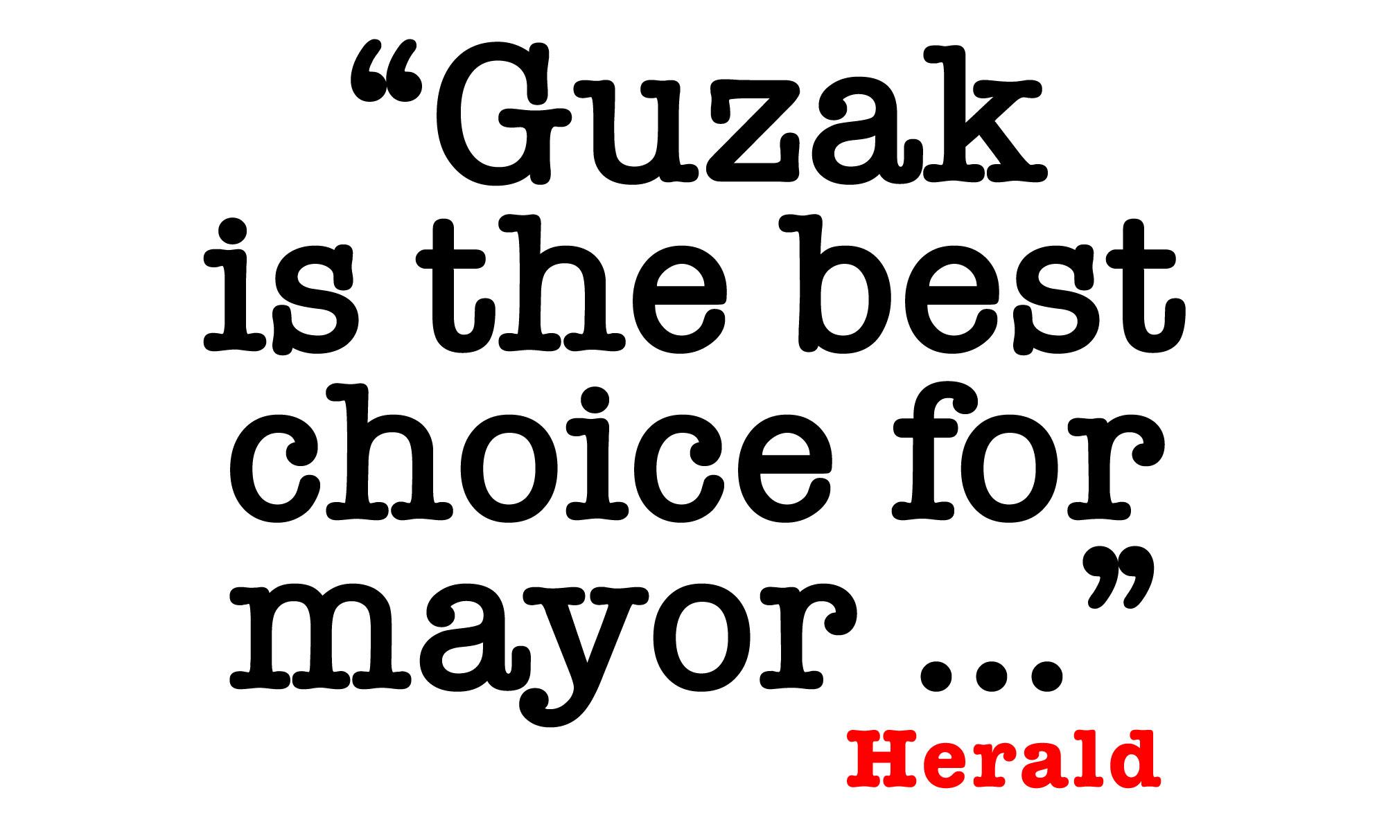 Councilmember Karen Guzak